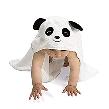 fa3b1248fea Baby Hooded Towel Upsimples Panda Baby Towels for Boys and Girls 38 × 38  Inches Ultra