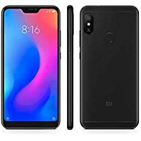 Smartphone Xiaomi Redmi Note 6 pro dual Android 8.1 Tela 6.26 32GB Camera dupla 12+5MP - Preto