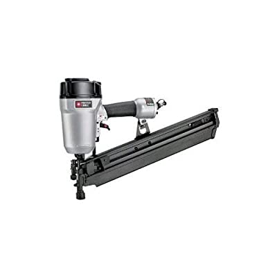 """PORTER CABLE FR350BR Factory-Reconditioned 22-Degree Full Round Head Framing Nailer Kit, 3-1/2"""" by D&W Distributors, Inc."""