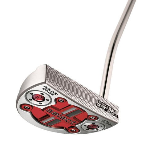 Titleist Scotty Cameron Select Roundback Putter Right 34.0