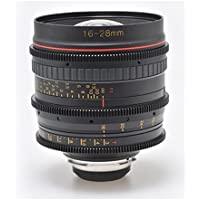 Tokina KPC-1016PL | Cinema Vista 16-28mm T3 Zoom PL Mount Lens Imperial