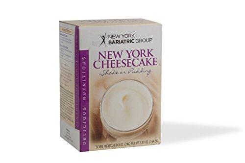 New York Bariatric Group Protein Shake/Pudding - New York Cheesecake
