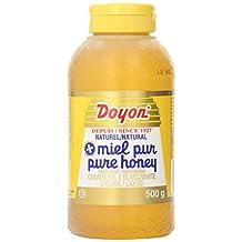 Doyon Honey Liquid White Squeeze Beehive, 500 Gram