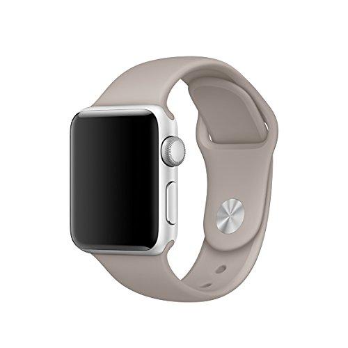 6 opinioni per Kungix Smartwatch Cinturino, Morbido Silicone Sport Cinturini di Ricambio per
