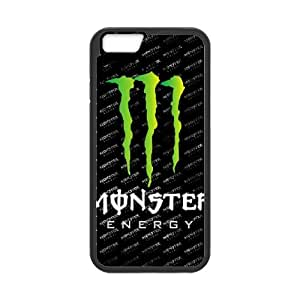 """Monster Energy theme pattern design For Apple iPhone 6 Plus 5.5"""" Phone Case"""