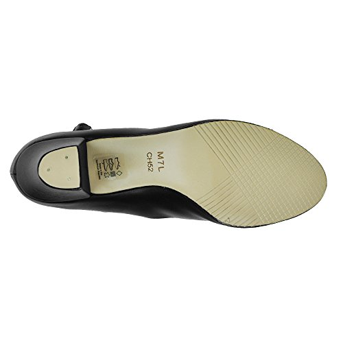So Fit Black Shoe Ch52 Character Danca Medium aHqawrz