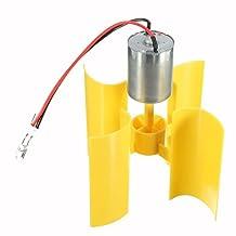 Heng Heng - Vertical Micro Wind Turbines Blades Generator DIY Set