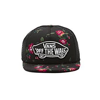 Gorra casual mujer Vans Beach Girl Truc Painted Rose: Amazon.es ...