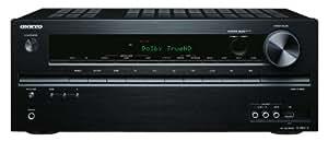 Onkyo TX-NR414 - Receptor para equipo de audio, negro