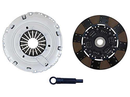 Single Mass Flywheel (Clutch Masters 07055-HD0F-D Clutch Kit (05-08 Ford Focus St-2 2.5L FX250 Sprung (Must Use w/ Single Mass Flywheel)))
