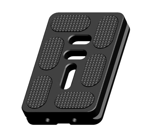 Benro PU-60 Extra Slide-In QR Plate with 1/4-20 Thread for M