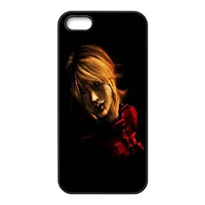High Quality Specially Designed Skin cover Case Hellsing iPhone 5 5s Cell Phone Case Black