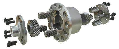 Eaton 912A569 Detroit Truetrac Differential 27 Spline 1.18 in. Axle Shaft Diameter 3.54 And Up Ring Gear Pinion Ratio Rear Dana 35 Detroit Truetrac Differential ()