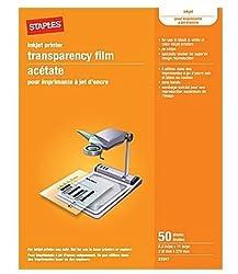 Transparency Film