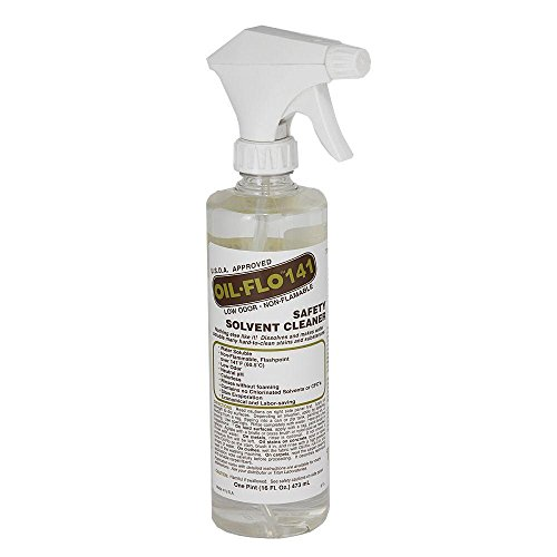 Oil Flo 141 - Taylor Tools 16 oz. Oil-Flo 141 Water Rinse Adhesive Remover Spray