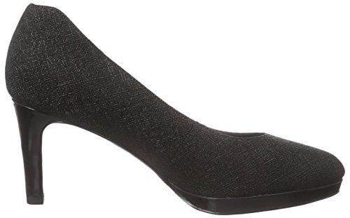 EccoECCO BROOKLYN - zapatos de tacón cerrados Mujer Negro (BLACK/BLACK51052)