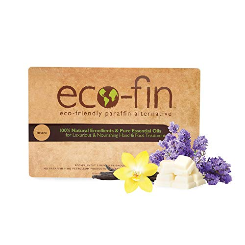 (Eco-Fin Reverie Paraffin Wax Alternative | 100% Plant-Based, Lavender & Vanilla Blend | 40 Pc. Tray )