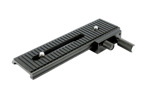 Gadget Place 1 Dimension Focusing Rail for Olympus OM-D E-M5 II E-M10 E-M1 by Gadget Place
