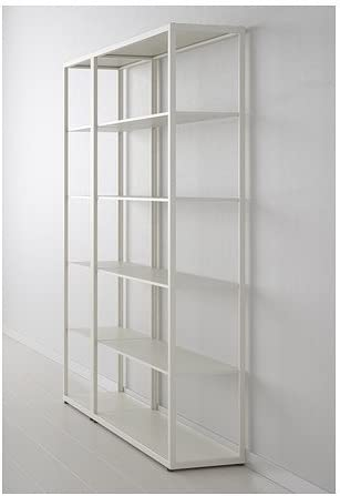 IKEA Fjälkinge - Estanterías unidad, blanco - 176x193 cm ...