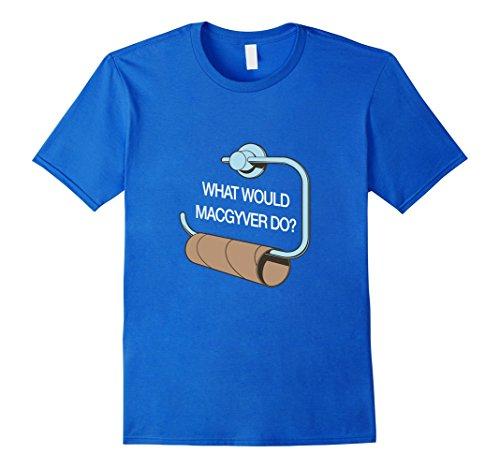 Mens WWMD XL Royal Blue