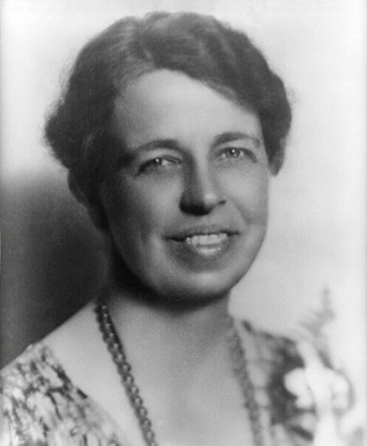 Eleanor Roosevelt 1933 Portrait Photo Art Great Americans Photos Artwork 8x10