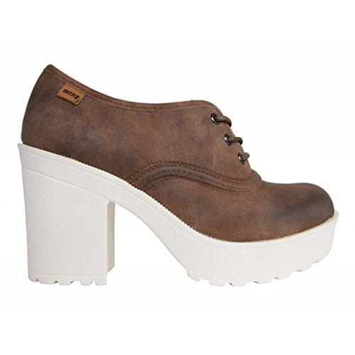 Zapatos de tacón de Mujer MTNG 52177 MAKO MOKA