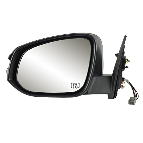 Fit System 70184T Toyota OEM Style Replacement Mirror