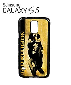 Bad Religion Kissing Nuns Sexy Mobile Cell Phone Case Samsung Galaxy S5 Black
