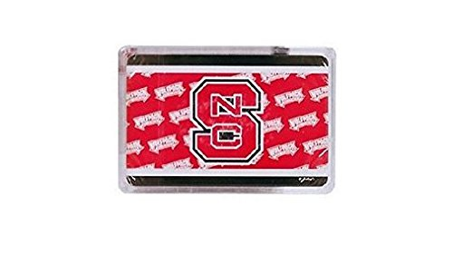 K&A Company Cards Playing Wrap North Carolina State University Case Pack 72