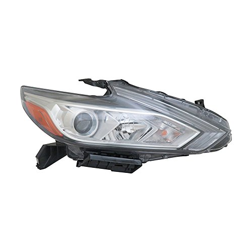 NEW RIGHT HEADLIGHT FITS NISSAN ALTIMA 2016-18 26010-9HS0A 260109HS0A NI2503247 (Altima Nissan Computer)