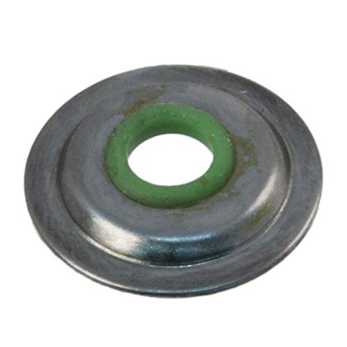 WASHER SEALING #8 STN STEEL (Pack of 20) by APM Hexseal