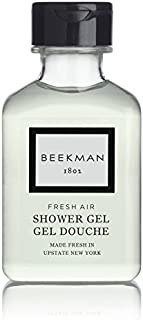 product image for Beekman 1802 Fresh Air Shower Gel Lot of 16 Each 1oz Bottles. Total of 16oz