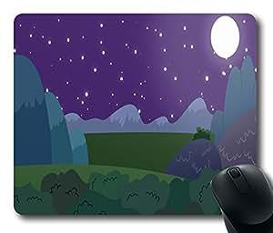 "Al Dente Mousepad gaming Mouse Pad Standard Size Mouse Pad Thick Mouse Pad in 220mm*180mm*3mm (9""*7"") -82548"