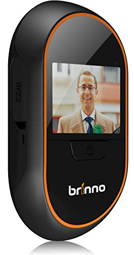 Brinno PHVMAC Motion Activated Hidden Front Door Camera