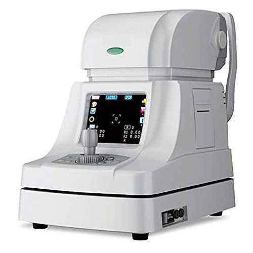 (Huanyu Automatic Refractor Optometry Equipment Auto Computerized Optometer with Color Screen FA 6100)