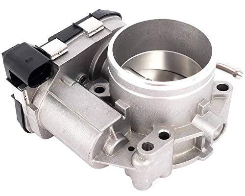 KARPAL Throttle Body Assembly Fuel Injection 07K133062A Compatible With Volkswagen Beetle Passat Jetta Golf ()