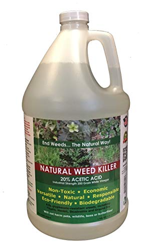 Zwinkle LLC End Weeds. The Natural Way! Vinegar Based Broad Spectrum Herbicide