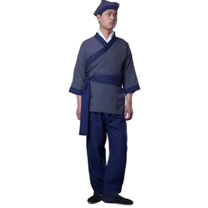 Amazon.com: KINDOYO Disfraz de chino antiguo tradicional de ...