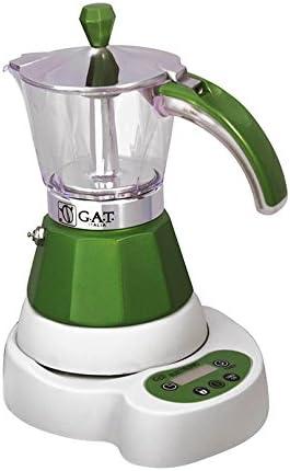 GAT Vintage Cafetera electrónica, 480 W: Amazon.es: Hogar