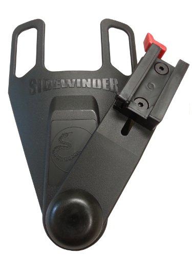 Kwikee Kwiver - Sidewinder - Hip Mount for Detachable Archery Quiver - KSIDEWINDER - Target Quiver - Youth Quiver - Kwikee kwiver - Archery Accessories