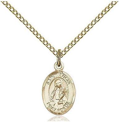 Lucia of Syracuse Pendant DiamondJewelryNY 14kt Gold Filled St
