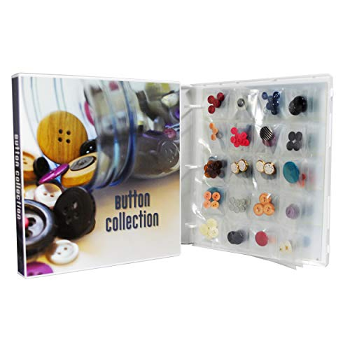 UniKeep Button Collector and Storage Kit