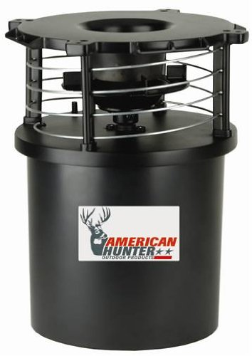 AMERICAN HUNTER R-Pro Kit Digital Timer & Guard (Best Deer Feeder Remote)