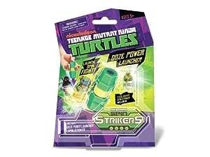 Tortugas ninja lanzador+striker: Amazon.es: Juguetes y juegos