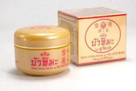 Фу ZHI BAO снежного лотоса Pearl Herbal Anti Aging Cream 15 Г.: 1 шт