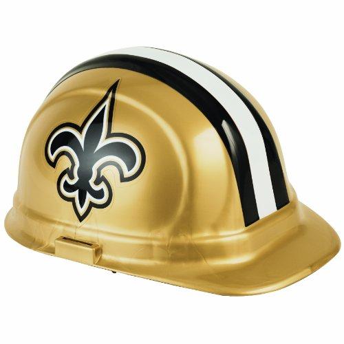 NFL New Orleans Saints Hard Hat, One Size