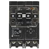 Eaton Corporation Bq230240 Double Pole Circuit Breaker, 120/240V, 30-40-Amp by EATON CORPORATION