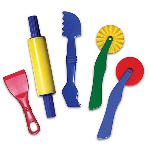Dough Tools - 5 Piece Assortment]()