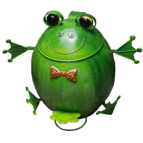 frog trash can - 5