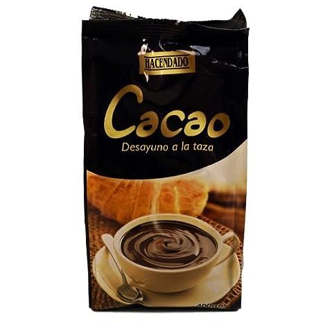 Hacendado Cacao Desayuno a la Taza - typisch spanische ...